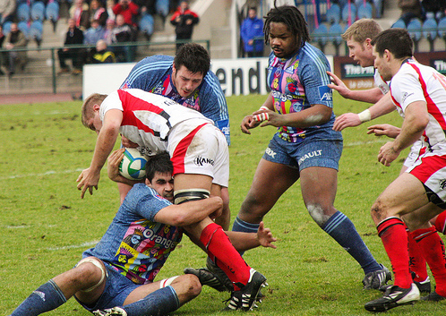 Stade Franais - Ulster (29 - 16)