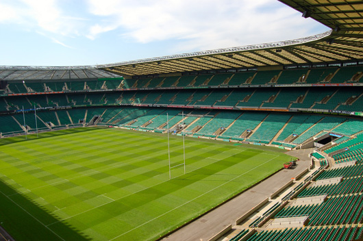Twickenham, le temple du rugby anglais