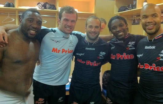 Et si Michalak tait champion cette anne avec les Sharks?