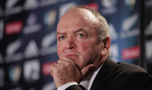 Graham Henry, sélectionneur des All Blacks (Phil Walter/Getty Images AsiaPac)