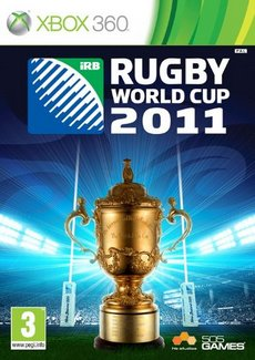 Rugby World Cup 2011, le jeu officiel de la coupe du monde de rugby