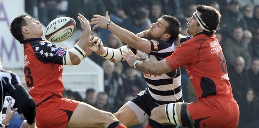 Aprs son match de rfrence  Colombes, Toulon s&#039;attaque  Brive