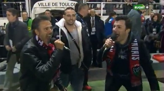 Pilou pilou nergique et dcal, vendredi soir  Mayol