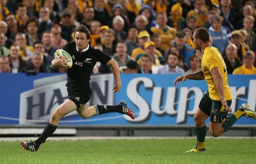 Ben Smith inscrit un triplé face à l'Australie