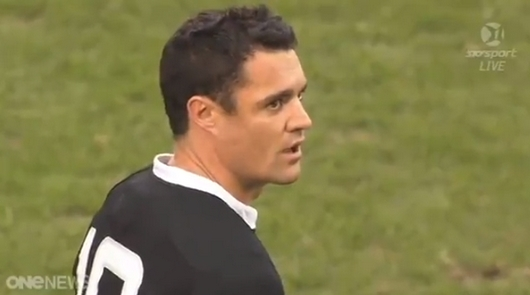 Dan Carter auteur de 15 points face au Japon