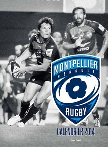 Calendrier Montpellier Hérault Rugby 2014